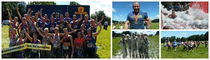 Horsham Fitness take on the Gauntlet Games